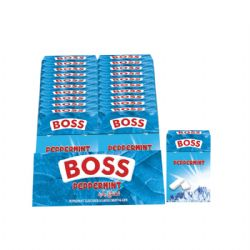 Boss Peppermint Flavored Dragee 15g
