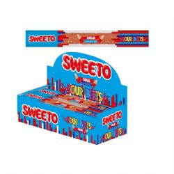 Sweeto Sour Belts Cola 8g